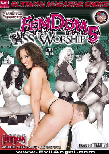 Femdom Ass Worship 5 cover