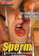 When nothing but that hot sperm will do to curve your cravings, then you need to watch Makeup Sperm. This film has so much thick hot sperm swapping, sperm guzzling, orgy loving sperm fun that your thirst will be completely satisfied!