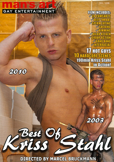 Best Of Kriss Stahl cover