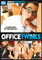 A hard day at the office? The boss's son has a bone to pick with his father's assistant. Lucky for him the assistant is very eager to make things right. The office manager catches his employee masturbating at work and finds an appropriate way to punish him. A power tripping boss tries to aggressively take advantage of the office janitor, only to find out that the janitor is more than willing. Two co-workers find themselves working late one night. The only problem is, they can't seem to get any work done. A new employee discovers that he's the boss's new flavor of the month. Not wanting to disappoint, he finds himself doing whatever it takes to stay in his good graces. These are just a few examples of what can cause a hard day at the office and how one can unwind with a hard on.