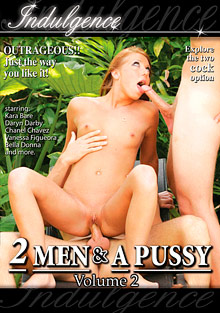 2 Men And A Pussy 2