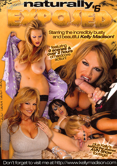 Kelly Madison's Naturally Exposed 6 cover