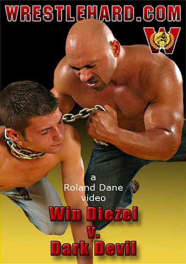 Win Diezel V. Dark Devil cover