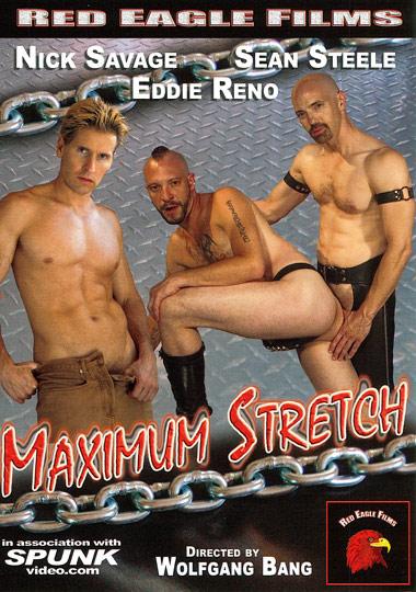Maximum Stretch cover