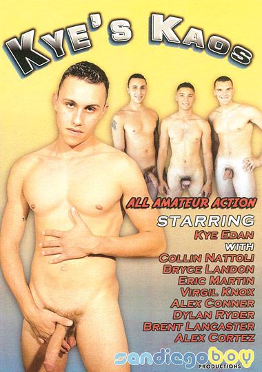 Kye's Kaos cover