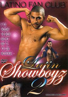 Latin Showboyz 2 cover