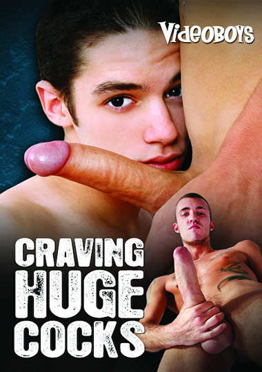 Craving Huge Cocks cover