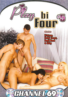 Bisexual Porn : Play Bi Four 5!