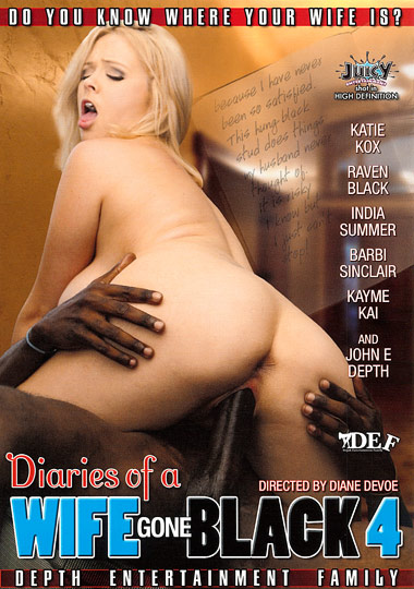 Diaries Of A Wife Gone Black 4 cover