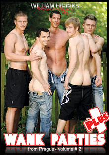 Wank Parties Plus From Prague 2 cover