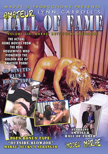 Lynn Carroll's Amateur Hall Of Fame 6: Marae' Butt Fucks Baltimore