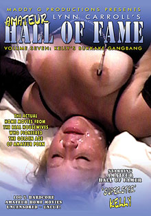 Lynn Carroll's Amateur Hall Of Fame 7: Bukkake Gangbang