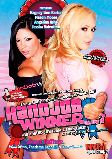 Handjob Winner 7 cover