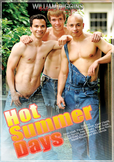 Hot Summer Days cover