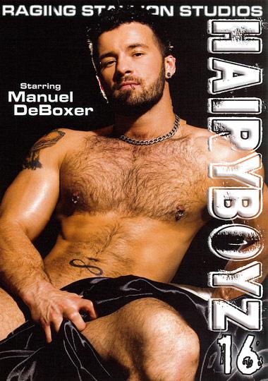 Hairy Boyz 16 cover
