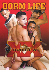 Dorm Life 20: Double X Xvideo gay
