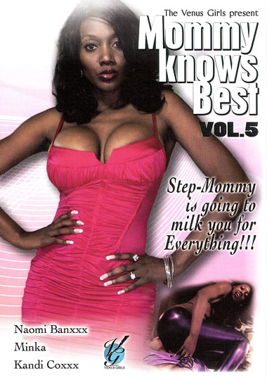 Mommy Knows Best 5 cover
