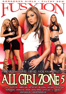 All Girl Zone 5 cover
