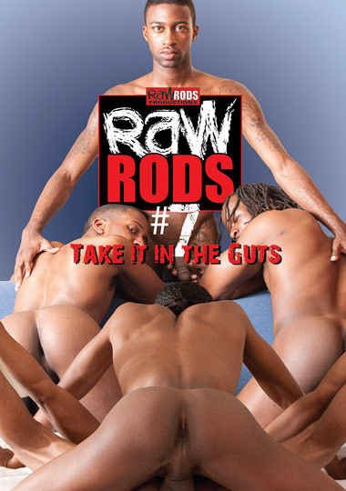Raw Rods 7: Take It In The Guts cover