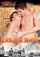 These twinks only have one way of doing things, raw! Smooth bodies, hard cocks and the only way to fully enjoy all this hot action is to fuck raw and eat raw. Each guy gets a generous sampling and tastes sweet ass and dick, warming up well before the much more exciting dick to ass action begins.