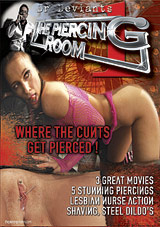 The Piercing Room: Where The Cunts Get Pierced