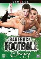 When you get the guys together for a cool down after a workout, a world class orgy is guaranteed to kickoff in Bareback Football Orgy!