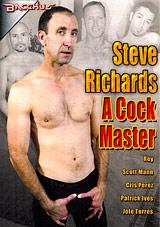 Steve Richards A Cock Master