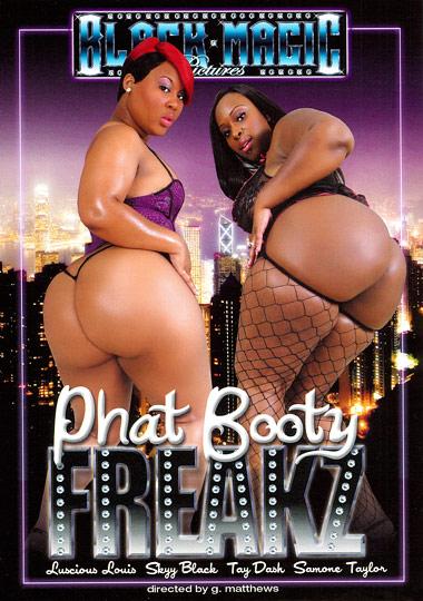 Phat Booty Freakz cover