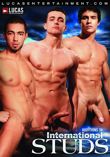 Auditions 34: International Studs cover