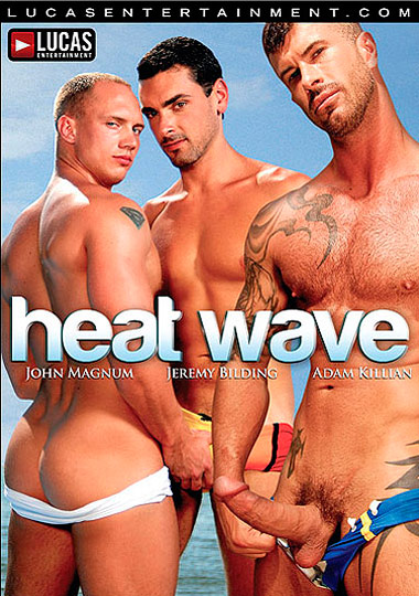 Heat Wave 1 Cover Front