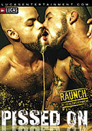 Lucas Entertainment traveled to London, Barcelona and New York for Pissed On in order to find fifteen pissed-soaked men ready for warm and wet play. Jonathan Agassi headlines the cast of extreme exhibitionists. Get ready to take your raunchy fuck fantasies to lower levels with eight scenes of hardcore piss-play, drinking and cumming.