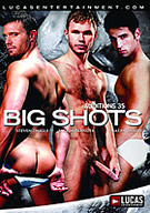 Every guy loves a big load but it's even better coming from a Big Shot! In the 35th Lucas Entertainment Auditions installment, they take some of the biggest names in the business and watch as they suck, rim, spit, kiss, flip, and pound the cum out of each other.