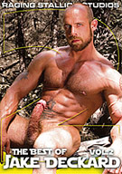 Jake Deckard is a superstar and one of the finest fuckers Raging Stallion has ever filmed. He has won more awards than any actor in the past ten years, and many of those spectacular scenes are collected here for the first time. This is Raging Stallion at its best!