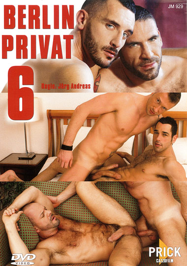 Berlin Privat 6 Cover Front