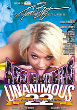 Ass Eaters Unanimous 22: All Girl Interracial Edition