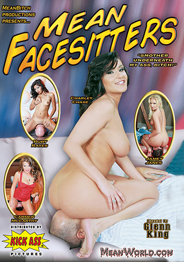 Mean Facesitters cover