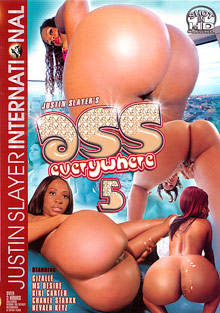 Ass Everywhere 5 cover