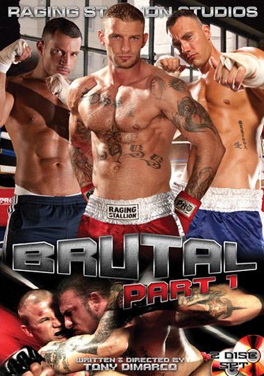 Brutal 1 Cover 1