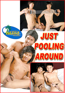 Gay Asian Boys : Just Pooling Around!