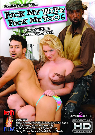 Adult Movies presents Wanna Fuck My Wife Gotta Fuck Me Too 6