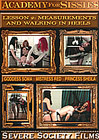 Academy For Sissies 2: Measurements And Walking In Heels