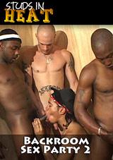 Backroom Sex Party 2