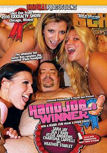 Hetero Handjob : hanjob Winner 8!