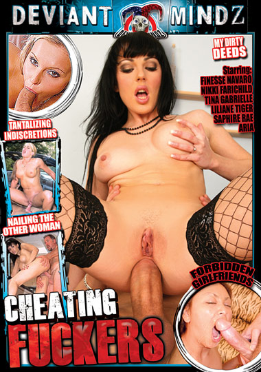 Adult Movies presents Cheating Fuckers