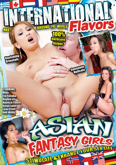 Adult Movies presents Asian Fantasy Girls
