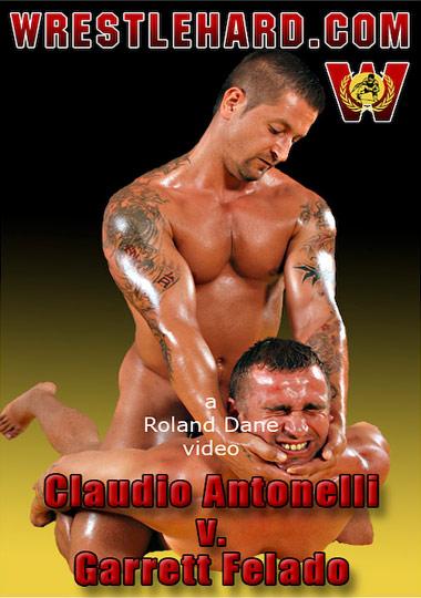 Claudio Antonelli V. Garrett Felado cover
