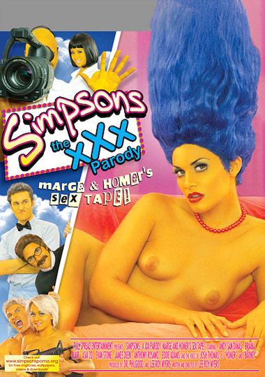 Simpsons, the XXX Parody: Marge and Homer's Sex Tape