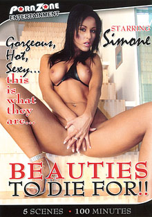 Beauties To Die For cover