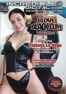I Love Black Cum 2 cover