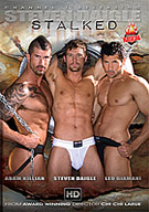 Born for porn reality TV star Steven Daigle returns to explore his dark side in Steven Daigle Stalked from Hall of Fame director Chi Chi LaRue. With fame comes filth as Steven finds himself being stalked through the streets of Los Angeles and led to a sex club where he is made to serve every horned up hunk's darkest desire. After he and Adam Killian take turns fucking each other, Leo Giamani joins them for a torrid three-way that leaves Steven spent and covered in cum. But it's only the beginning for Steven who soon sees himself servicing the entire all-star cast. Piss, sweat and cum drenched to the end, Steven Daigle proves he's more than a one-trick porn star with Steven Daigle Stalked.